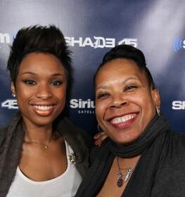 Me&Jennifer Hudson!